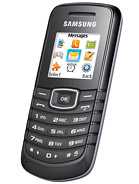 Vender móvil Samsung E1080. Recycle your used mobile and earn money - ZONZOO